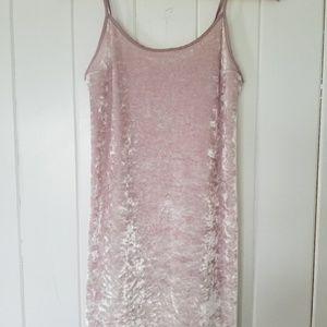 Victorias Secret ponk velvet lingerie